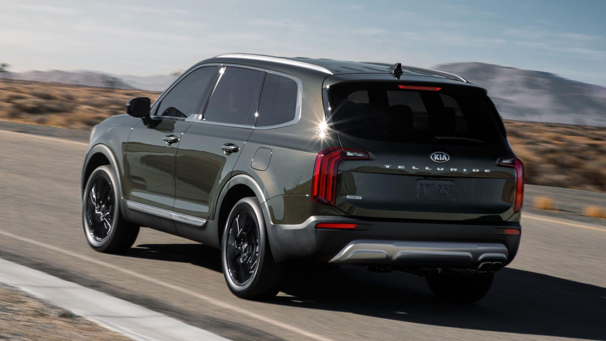 2020 Kia Telluride Reviews Best midsize suv, Suv cars