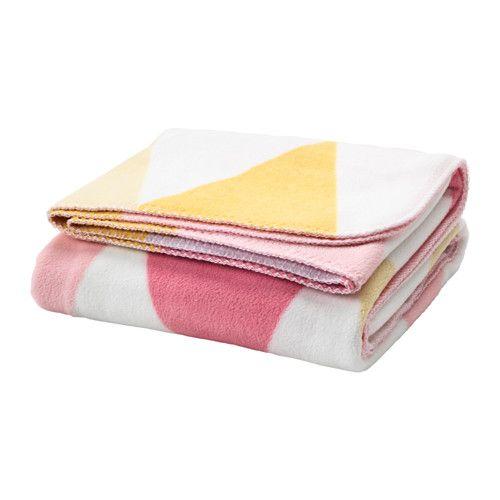 Stillsamt Blanket Light Pink Light Pink 47 14x70 78