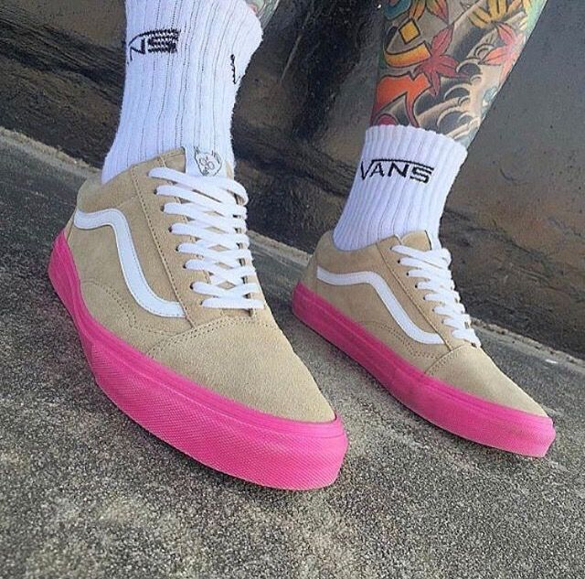 9ee0dd291b3 Vans Old Skool  tattoo  vans  boy  socks  style