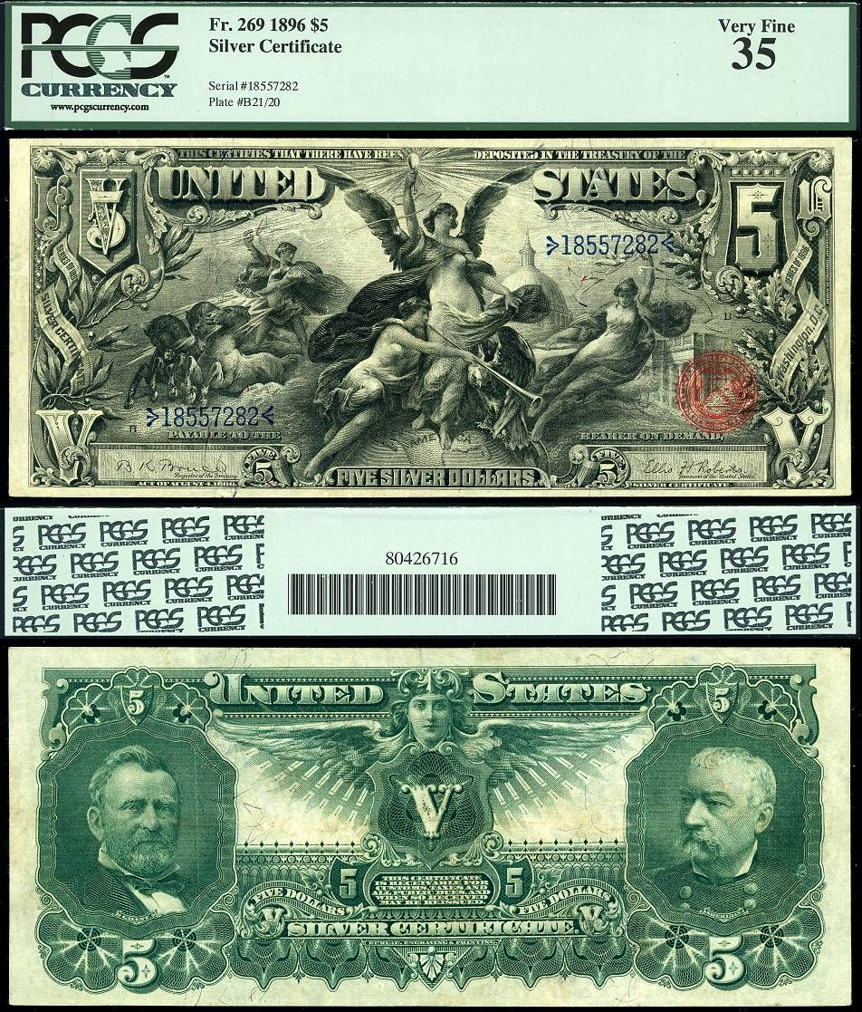 Educational series note what us currency used to look like this what us currency used to look like this note now sells silver certificatefederal xflitez Images