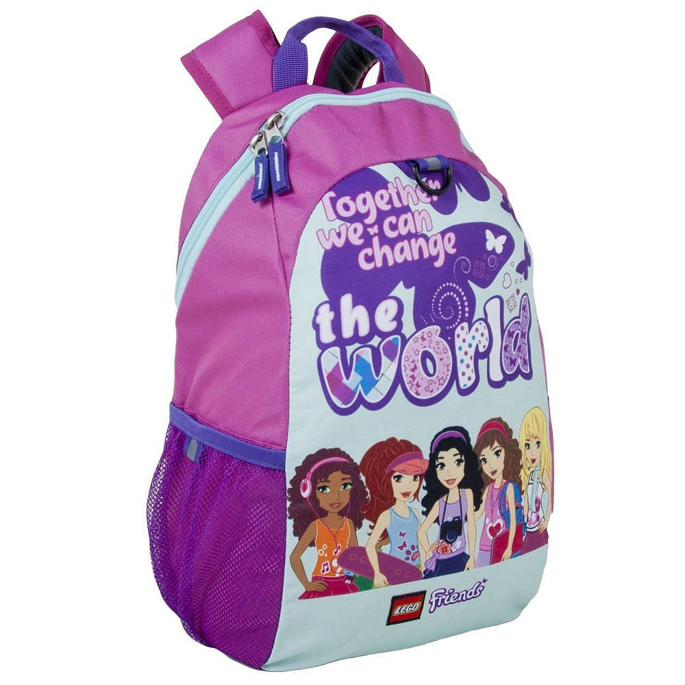 088d7230a9b6 LEGO Friends Change the World Heritage Basic Backpack  CarryGearSolutions