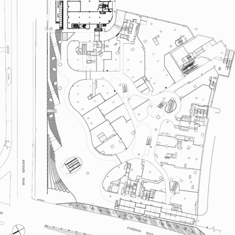 Ion Orchard L1 Floorplan Shopping Mall How To Plan Orchard Singapore