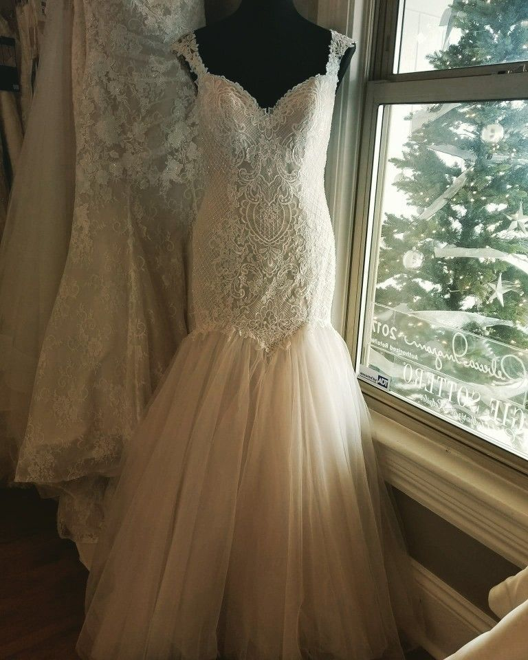 It WOW Wednesday! We Love This New Wedding Gown By Rebecca