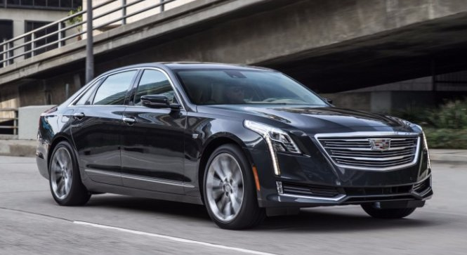 2017 Cadillac CT6 Horsepower, Redesign, Launch Date, Cost – Cadillac