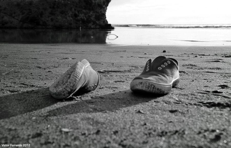 Beach Shoes by @Victor Ferrando