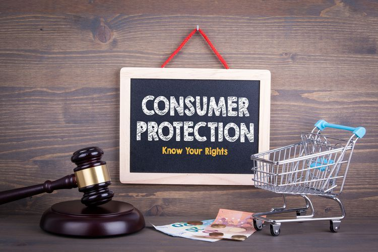 Federal and state consumer protection laws may affect your