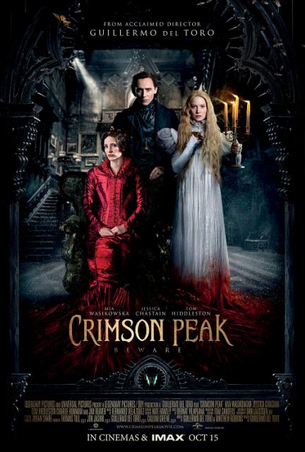 Crimson Peak Review F*** Magazine Crimson peak film