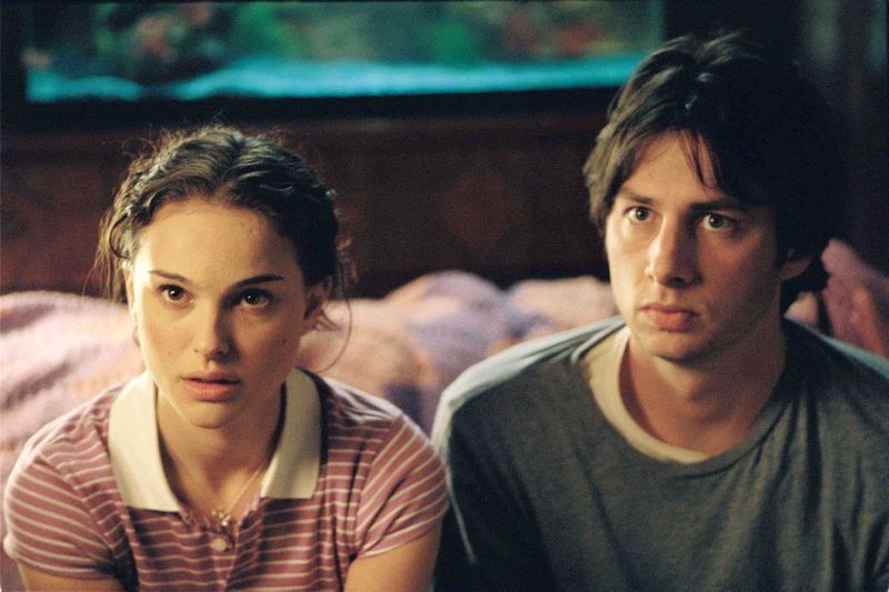 Garden State Love Manic Pixie Dream Girl Natalie Portman Movies
