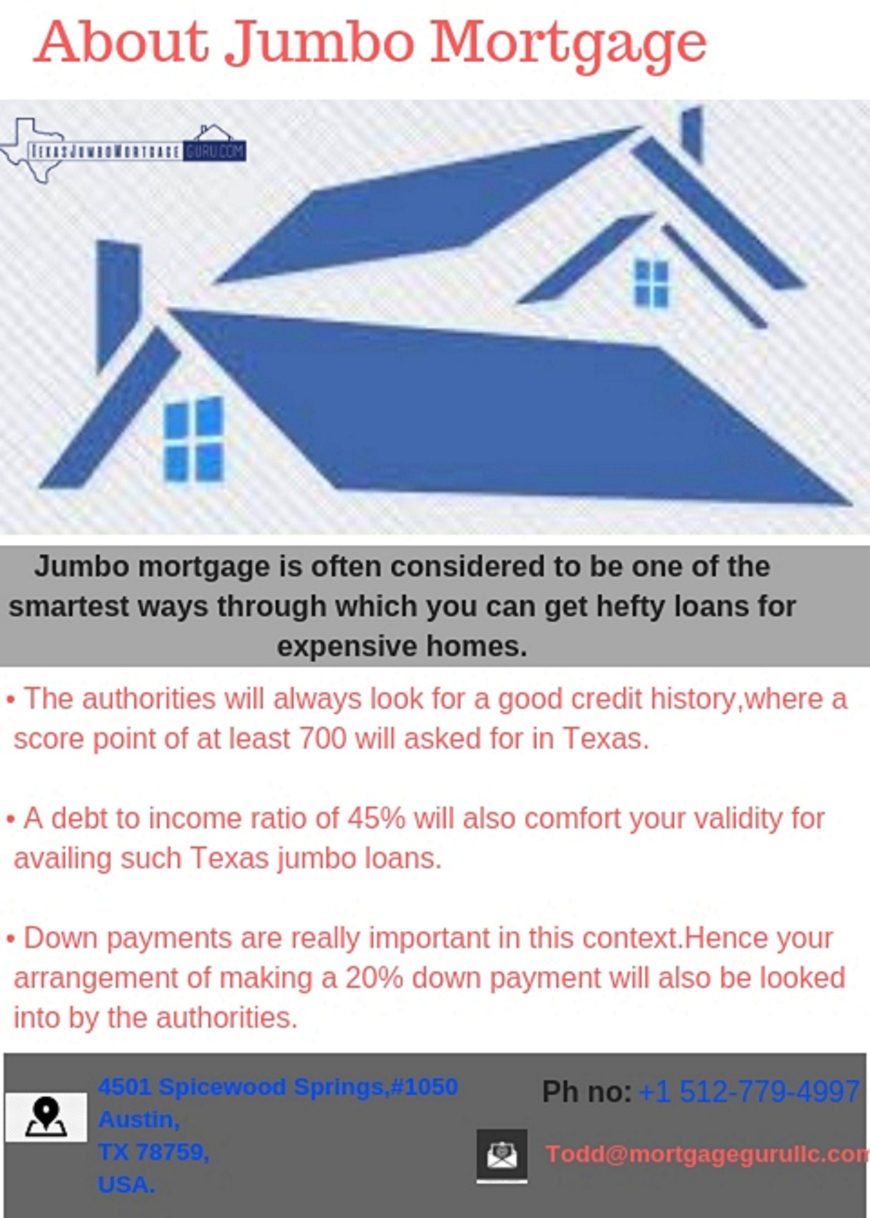 5 Down Jumbo Mortgage Mortgage Mortgage Loans