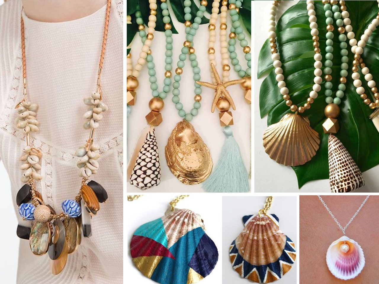Incre bles manualidades con conchas de mar shell shell - Manualidades con conchas ...