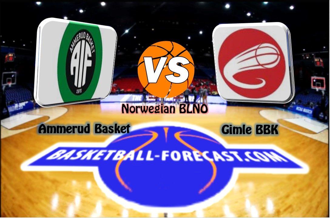 Ammerud BasketGimle BBK Oct 15 2017