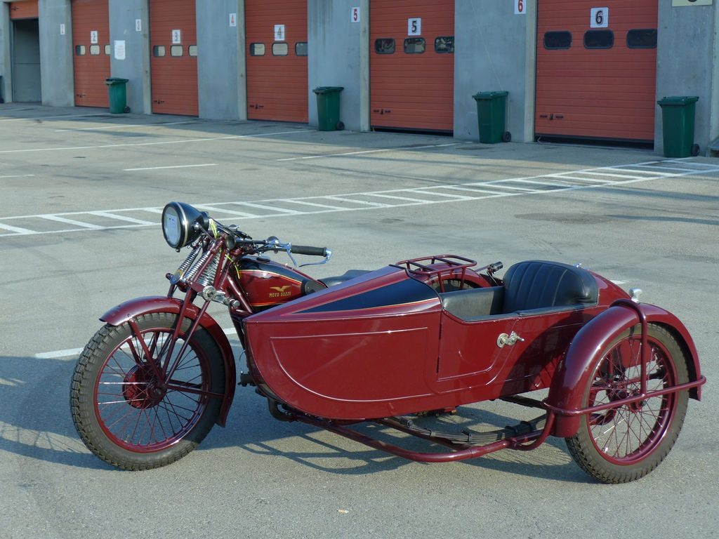 moto guzzi sport 15 side car 1932 500cc ioe moto guzzi cars and sidecar. Black Bedroom Furniture Sets. Home Design Ideas