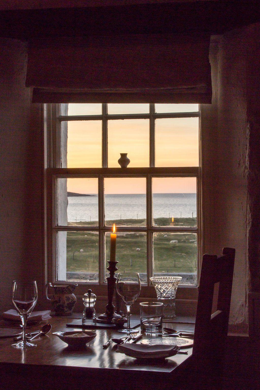 Scarista House Isle Of Harris Scotland