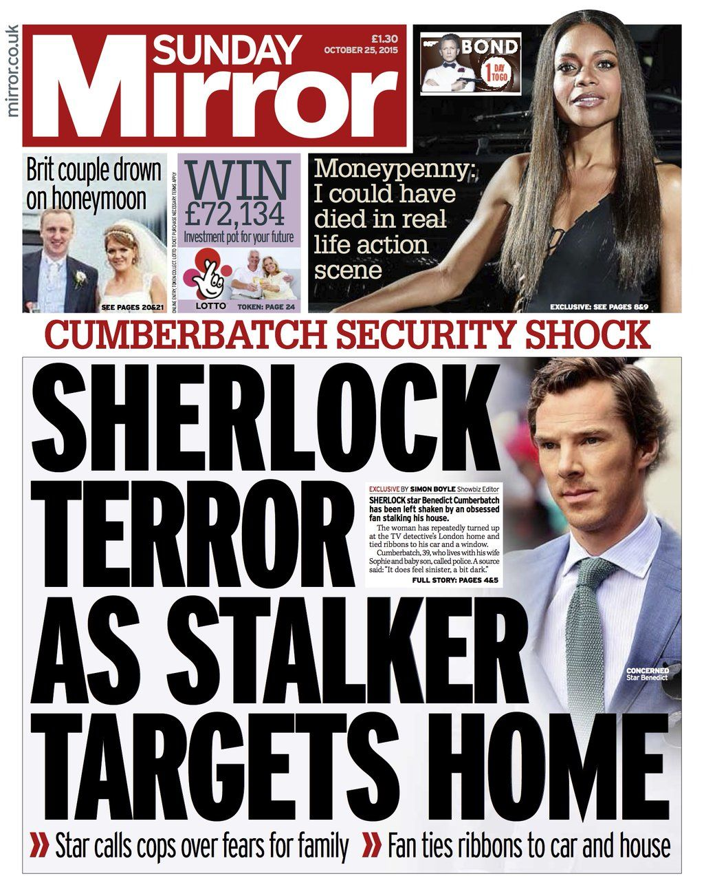 Daily Mirror on Twitter Newspaper front pages, Sky news