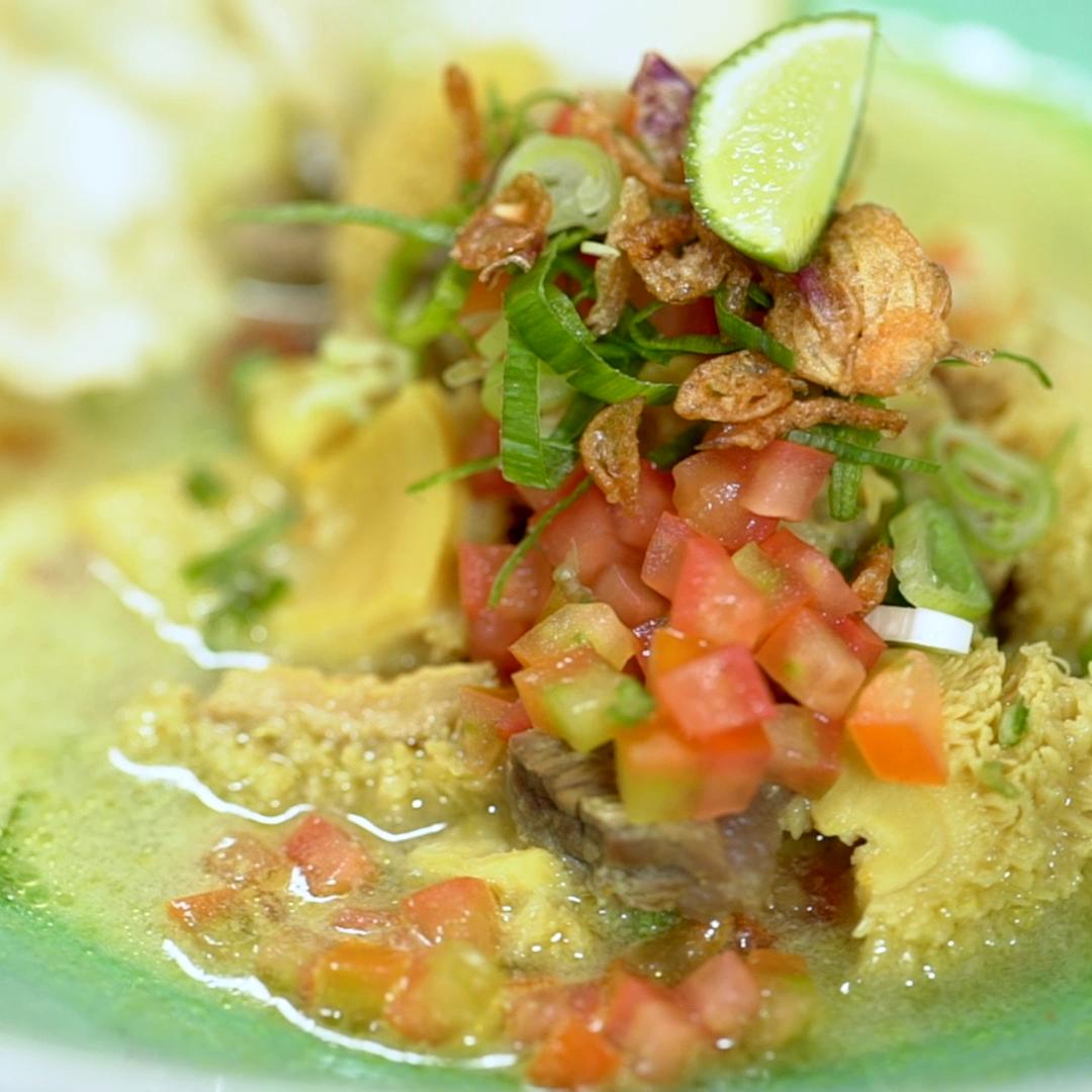 Video Soto Babat Resep Makanan Sehat Resep Makanan Resep Masakan Sehat