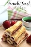 Cinnamon Roll French Toast Roll-up Recipe by Tasty