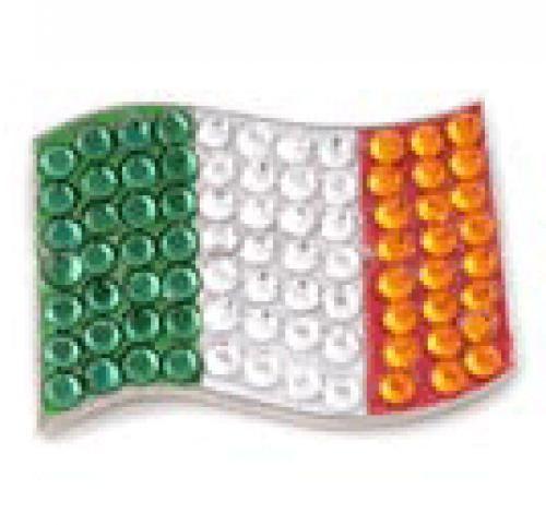 Ireland Flag - Ball Marker & Hat Clip by Bonjoc.  Buy it @ ReadyGolf.com