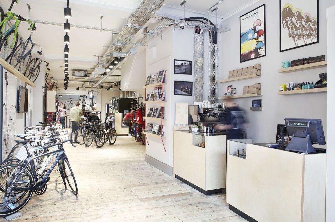 Kinoko Cycles Shop Bike Shop Trendy Bike Bicycle Shop