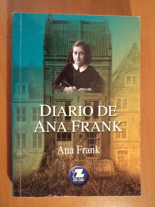 El Diario De Ana Frank Ana Frank The Most Exciting Experience Was To Visit Her House In Amsterd El Diario De Ana Frank Libros Para Leer Portadas De Libros