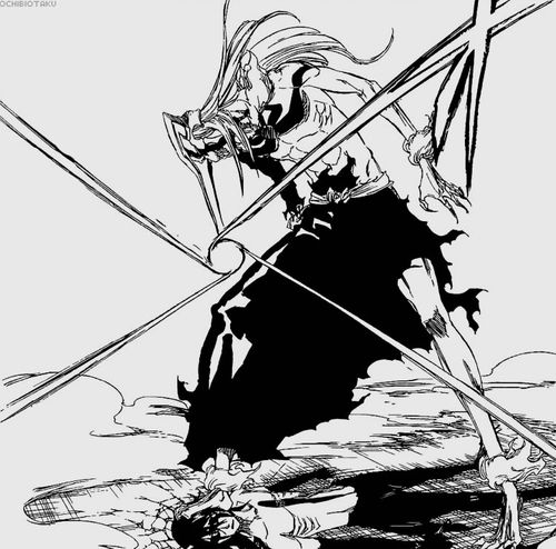 Ichigo Vs Ulquiorra Bleach Anime Ichigo Bleach Anime Bleach Drawing