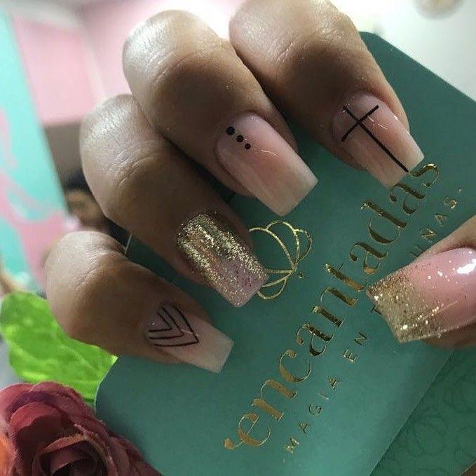 Pin de Laudy Camila en Uñas Para Mi | Pinterest | Diseños de uñas ...