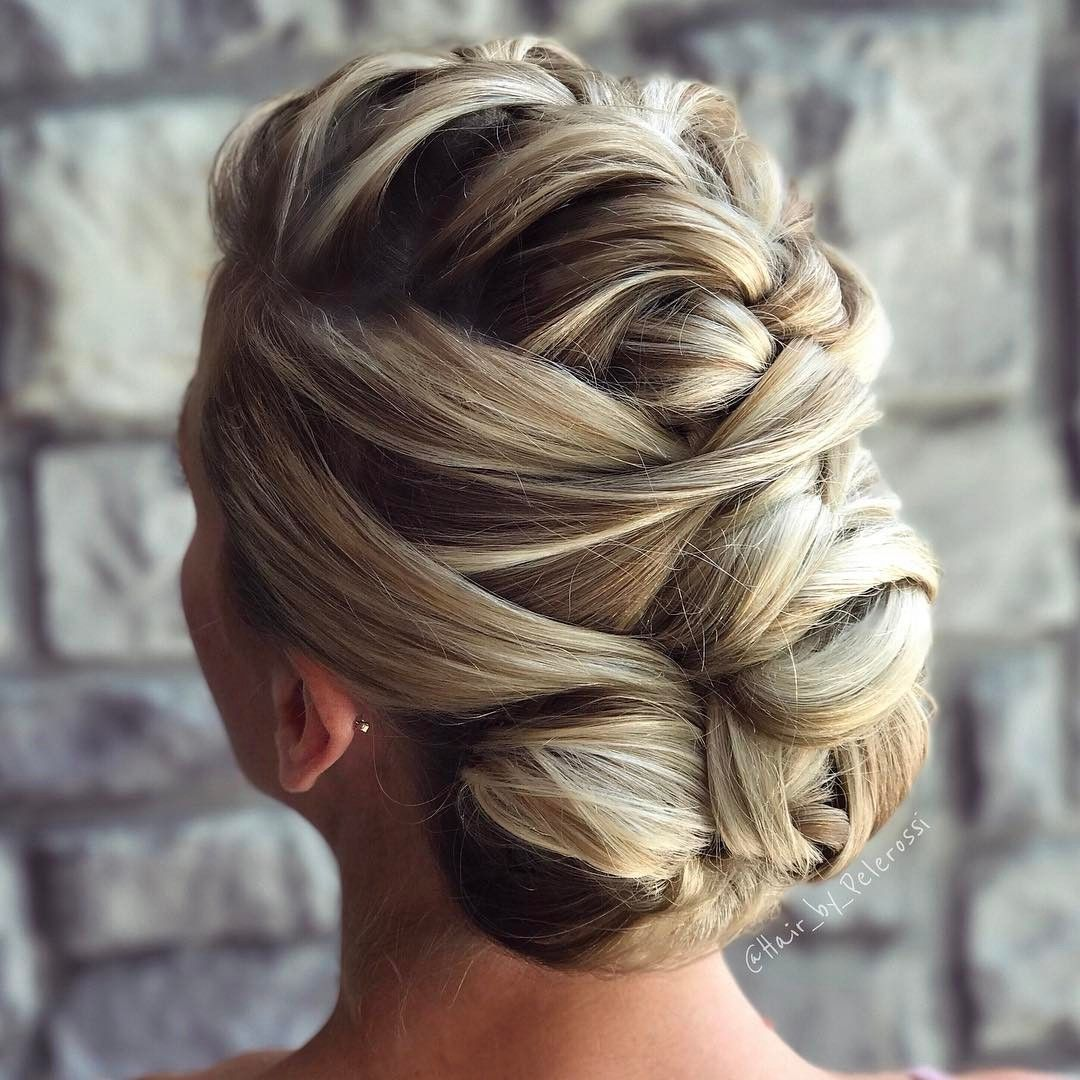 Gorgeous braided hairstyles alex pelerossi bridal hairstyle and updo