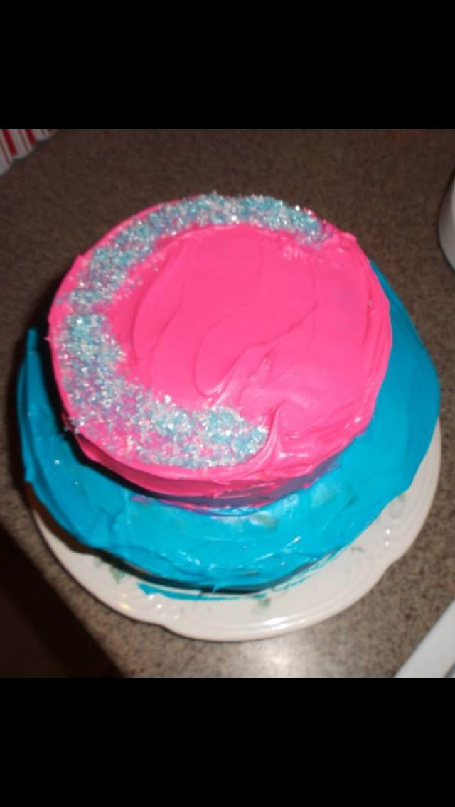 chloes letter c birthday cake