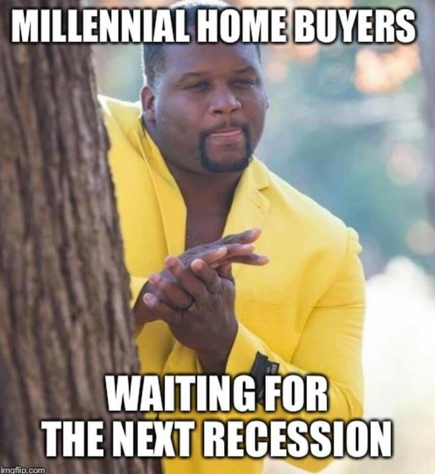 Millennial Real Estate Funny Memes Real Estate Memes Real Estate Humor