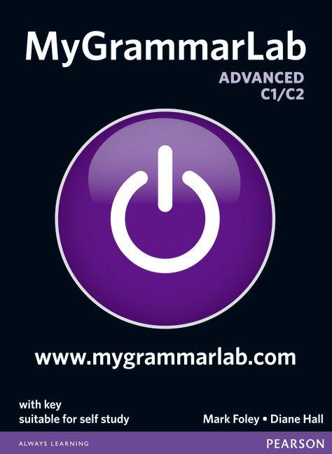 G 0-40/1410 - MyGrammarLab Advanced C1/C2 with Key and
