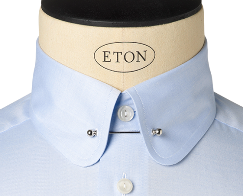 nuovo stile 798f6 c92d6 COLLAR - pin collar with rounded corners | Shirts & Ties nel ...