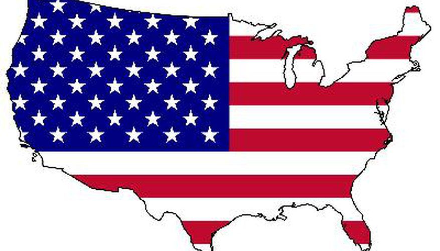 Como Ayudar A Ninos A Hacer Una Bandera Estadounidense Con Papel De Construccion Escenas Del Crimen Bandera Estadounidense Lecciones De Historia Americana