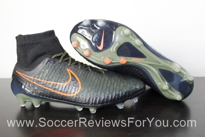 Soccer cleats · Nike Magista Obra Review