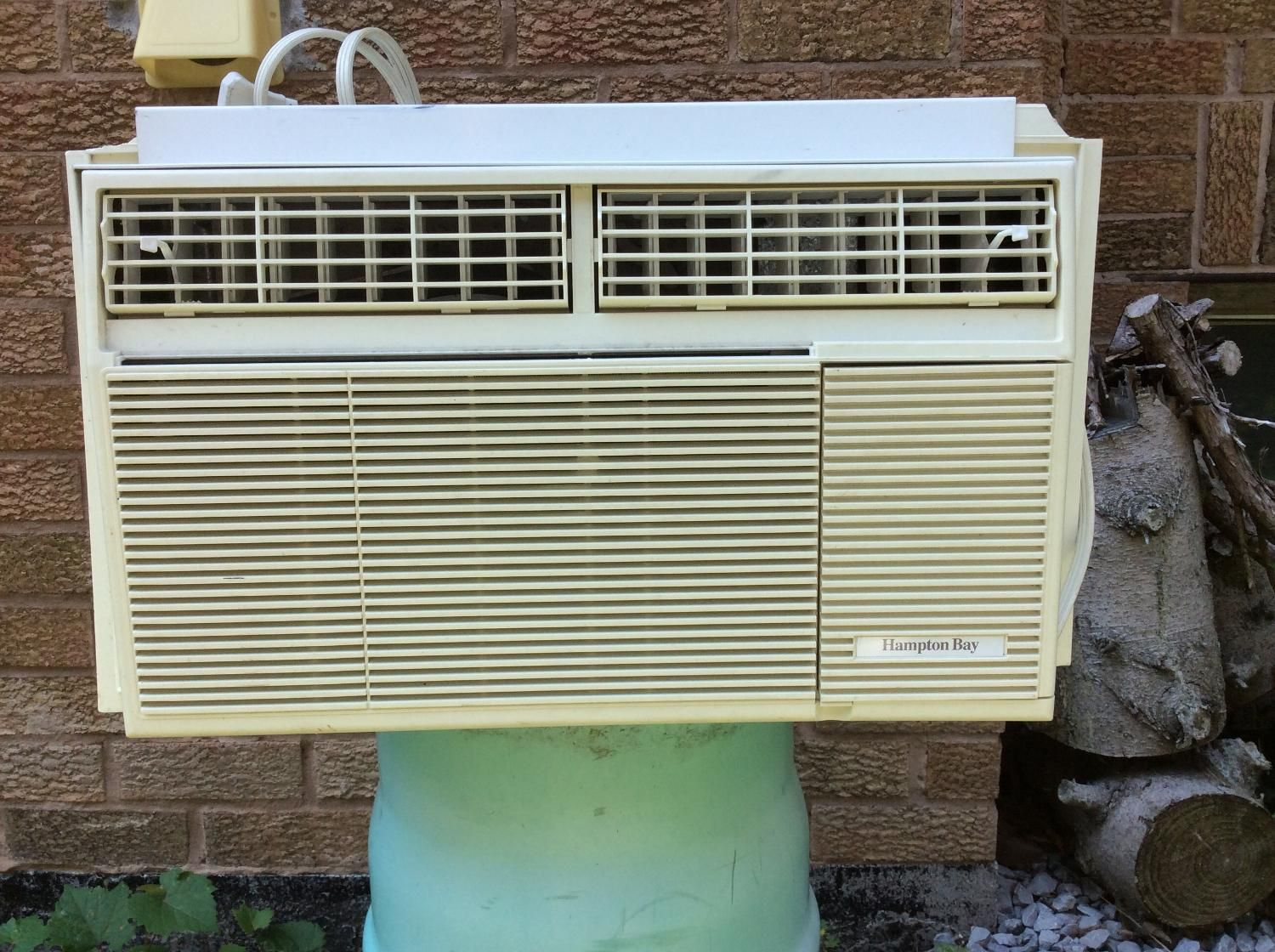 Hampton Bay Air Conditioner Not Cooling Hampton Bay Home Improvement Storage Devices