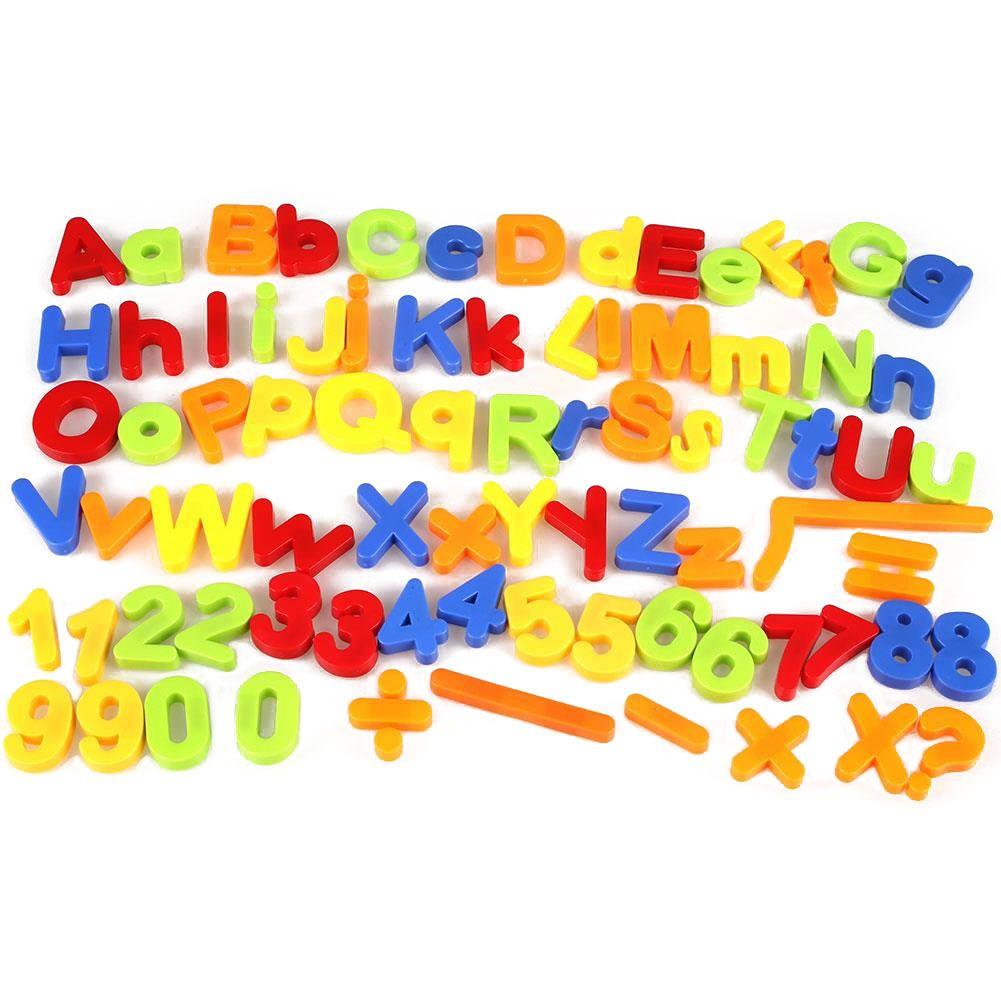 Magnetic alphabet letter maths number symbol fridge magnets gift magnetic alphabet letter maths number symbol fridge magnets gift set 80pcs biocorpaavc Choice Image