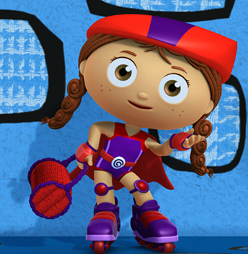 File Red Cute Png Pbs Kids Super Why Movie Game