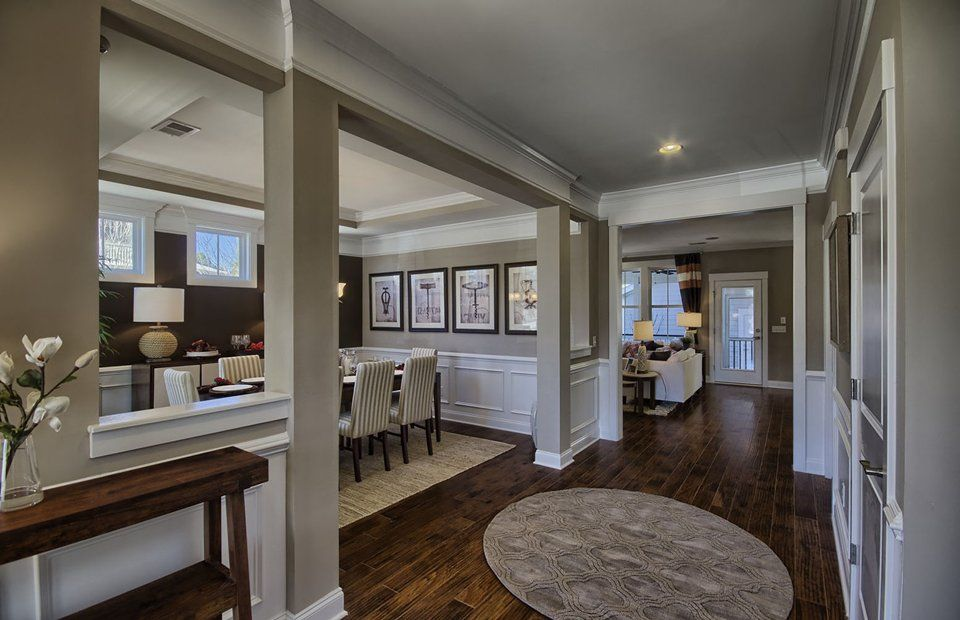 Calhoun New Home Features Charleston Sc Pulte Homes New Home