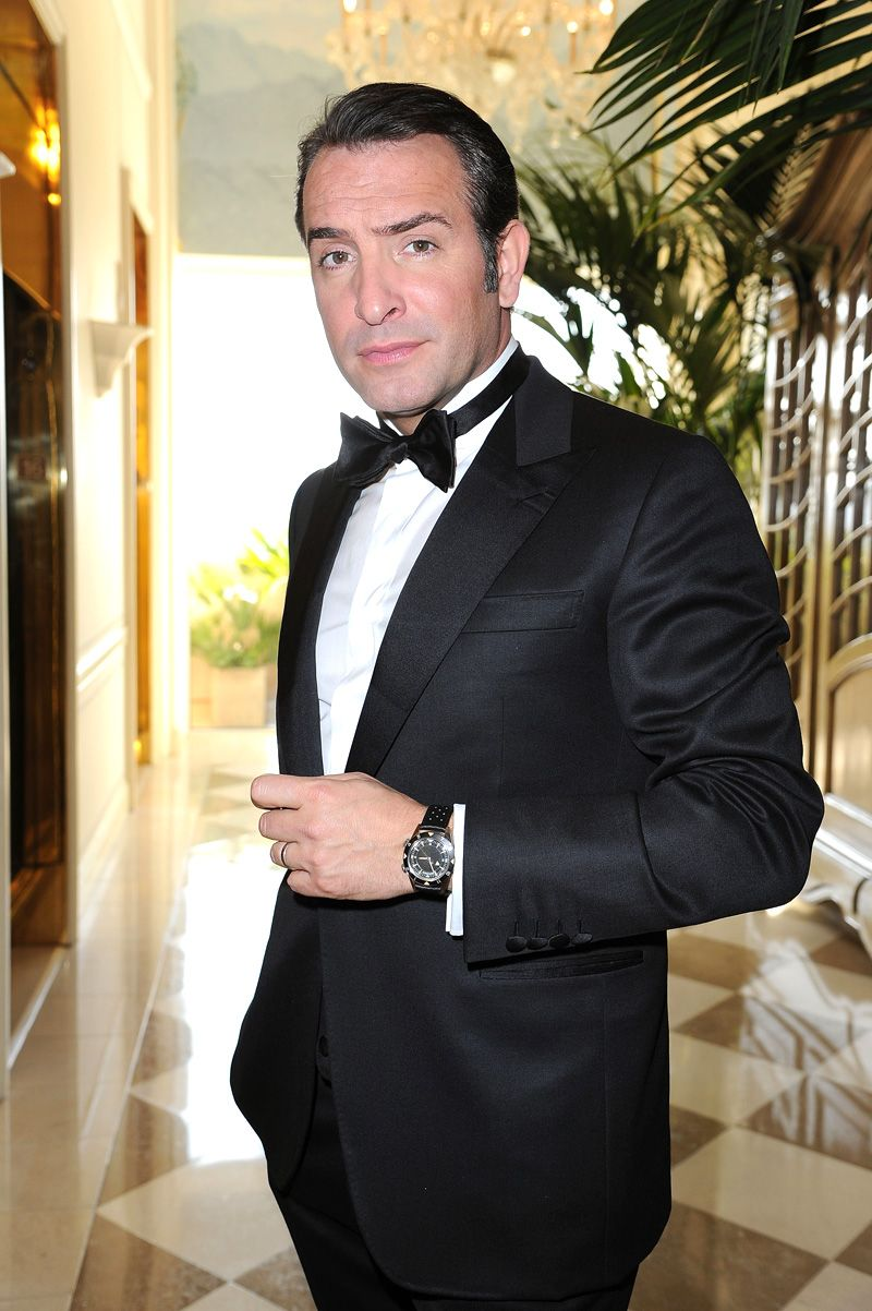 Jean Dujardin at Jaeger-LeCoultre Fitting (Photo by Pascal Le Segretain/WireImage)