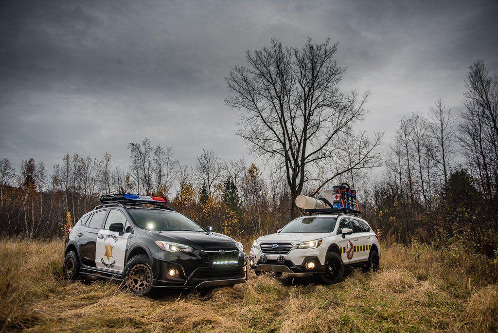 2019 Subaru Crosstrek Aventure County Sheriff's Car