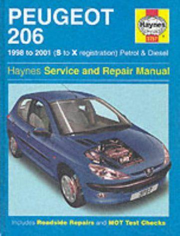 peugeot 206 petrol and diesel service and repair manual https rh pinterest com White Peugeot 407 Peugeot 408 Manual