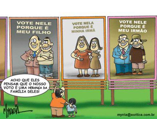 Quem é mais corrupto, o político ou o eleitor?