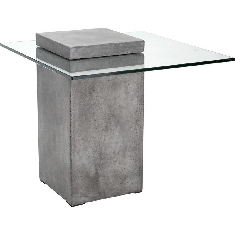Sealed Concrete Tempered Gl