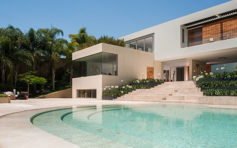 Gantous arquitectos modern pinterest architecture for Jardines espectaculares