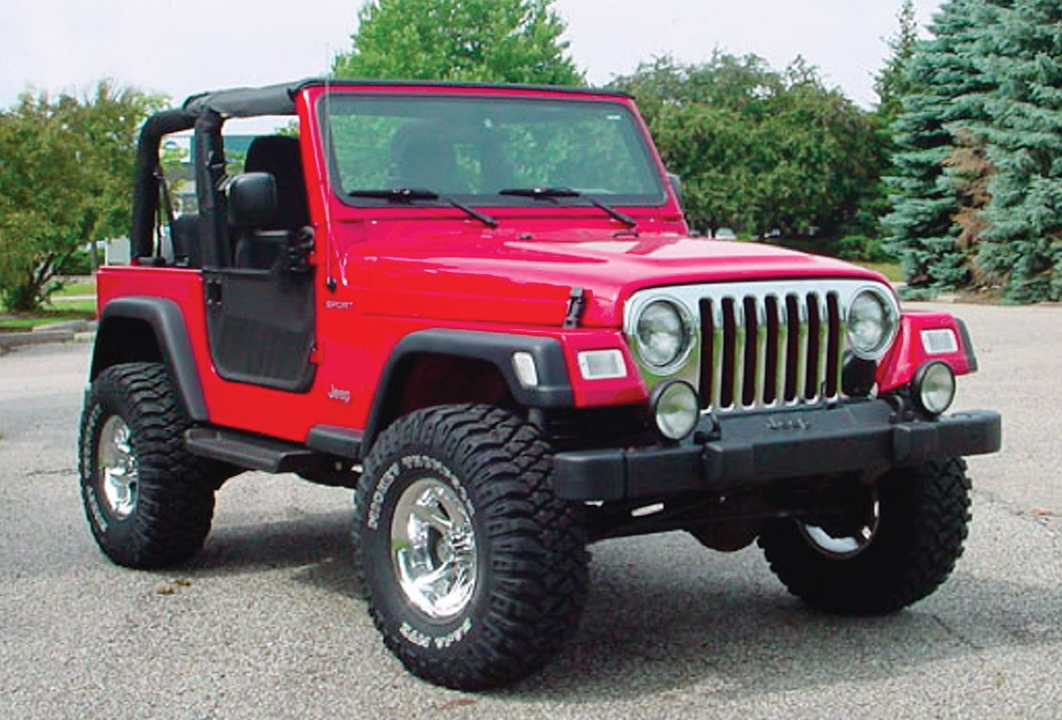 Buying Used Jeep Wrangler Tj 4x4 Magazine Jeep Wrangler Tj