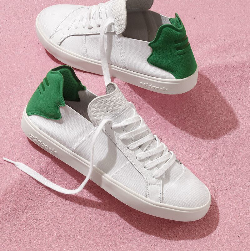 Footwear · Pharrell Williams x adidas Originals Pink Beach Collection