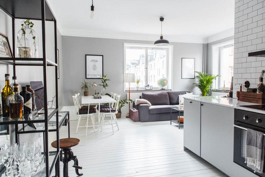 Woonkamer Trends 2018 Open Keuken | General Renovation Ideas | Pinterest