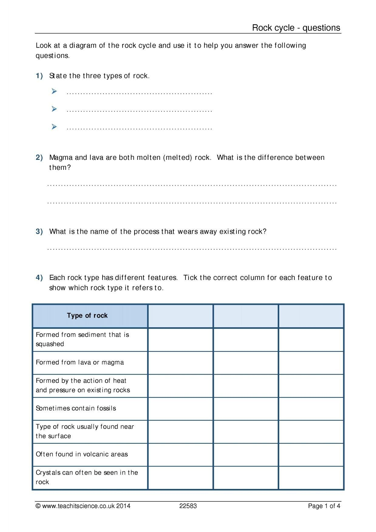 9 Formal The Water Cycle Worksheet Answers Di