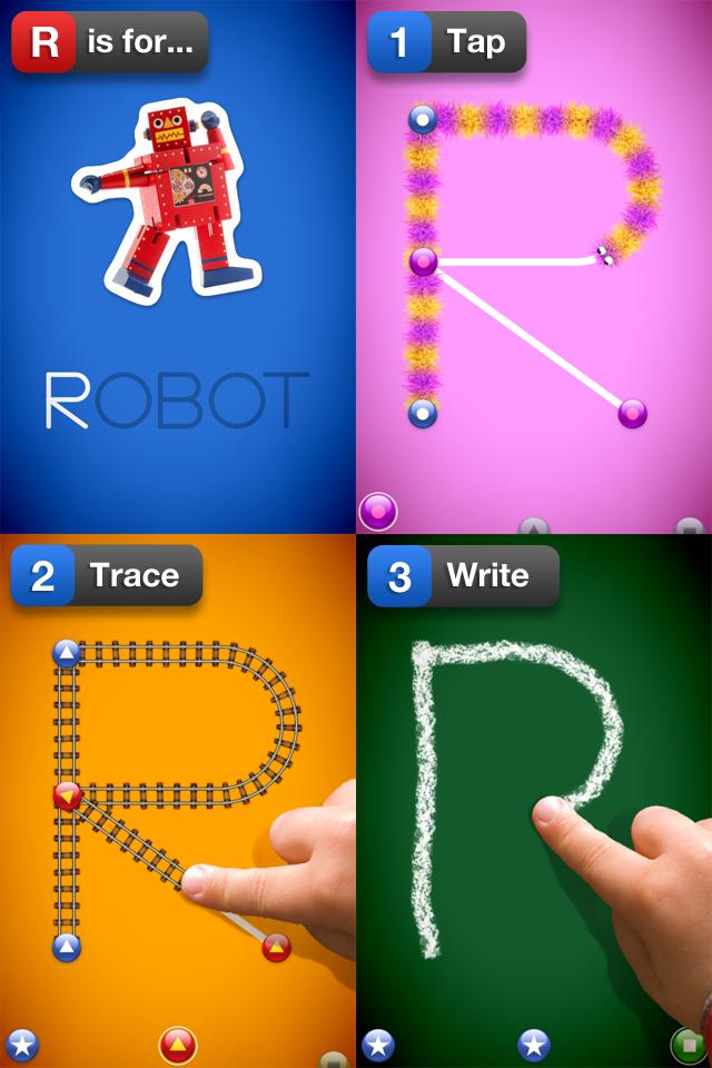 LetterSchool Cursive Writing Educational apps for kids