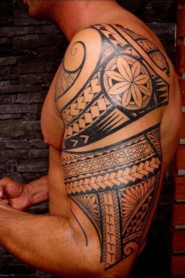 samoan tattoos leg #Samoantattoos