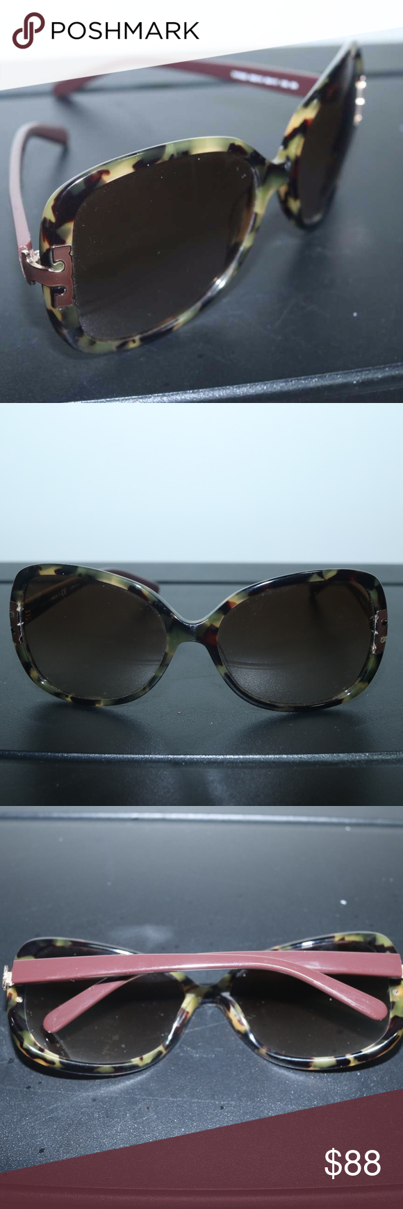 f55f30ea1739 Tory Burch TY7022 Sunglasses
