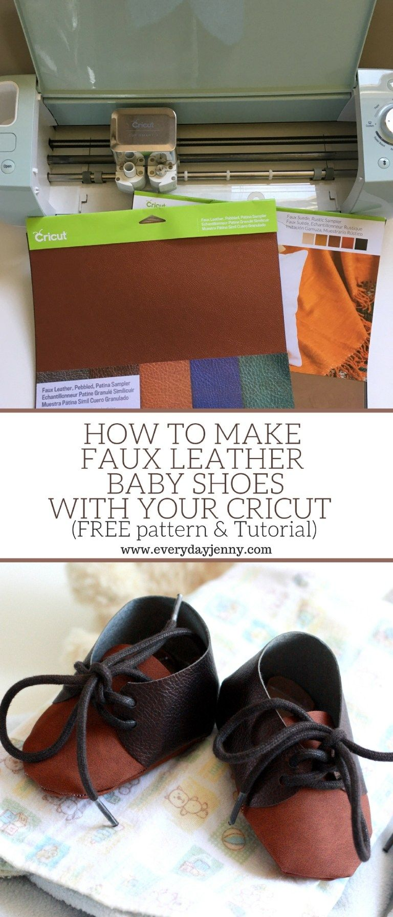 Cricut Pebbled Faux Leather Patina Sampler